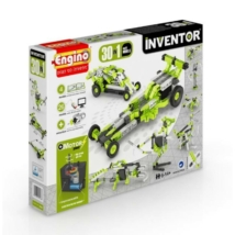Engino Inventor motorizált modellek 30 in 1