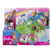 Barbie Dreamhouse Adventures: Chelsea foci játékszett