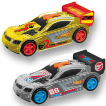 Hot Wheels – Blazing Cruisers: Time Tracker kisautó hanggal 13 cm