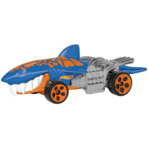Hot Wheels – Mighty Speeders: Sharkruiser hátrahúzós kisautó 13 cm
