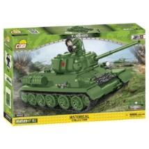 COBI 2542 - WW II T-34-85 tank 2in1