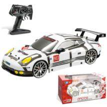 RC Porsche 911 RSR 4WD drifting távirányítós autó 1/10