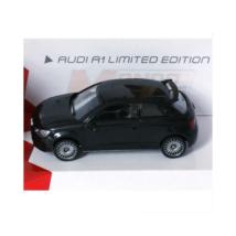 Fast Road: Audi A1 Limited Edition fekete fém autómodell 1/43
