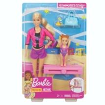 Barbie - Edző karrier játékszett - tornaedző