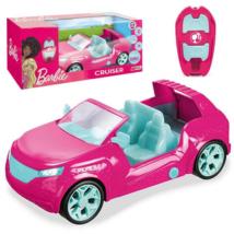 RC Barbie Cruiser távirányítós álomautó fénnyel és hanggal 45cm