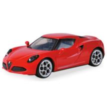 Street Collection: Alfa Romeo 4C kisautó 1/43