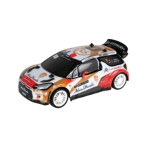 RC Citroen DS3 WRC Abu Dhabi távirányítós autó 1/24