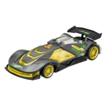 Hot Wheels Swipe Cyber Speeder autó hanggal és fénnyel 28 cm