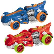 Hot Wheels – Mighty Speeders: T-Rextroyes kisautó fénnyel és hanggal 13 cm