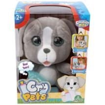 Cry pets: Pityergő szürkev kiskutya