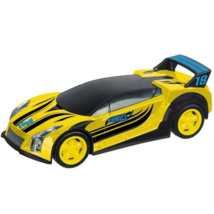 Hot Wheels – Mighty Speeders: Quick N'Sik hátrahúzós kisautó 13 cm