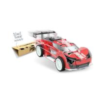 Hot Wheels Super Blitzen összeépíthető, hátrahúzós kisautó 1/32