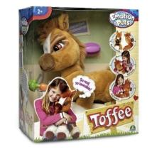 Toffee Interaktív Plüss póni