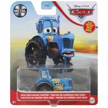 Verdák: View Zeen Racing Traktor karakter-autó 1/55 – Mattel
