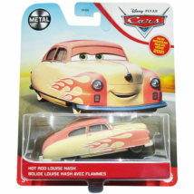 Verdák: Hot Rod Louise Nash karakter-autó 1/55 – Mattel
