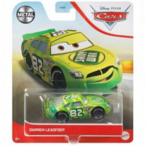 Verdák: Darren Leadfoot karakter-autó 1/55 – Mattel