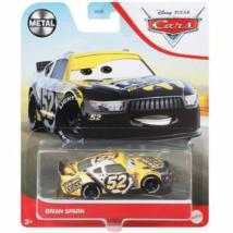 Verdák: Brian Spark karakter-autó 1/55 – Mattel