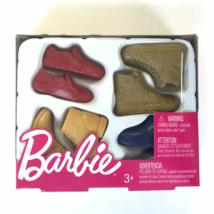 Barbie: Ken cipő szett 4 pár