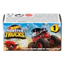 Hot Wheels: Mini monster trucks kilövővel meglepetéscsomag
