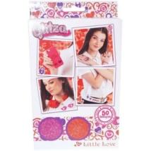 Glitza Fashion Csillámtetkó - Szerelmes minták 50 féle minta