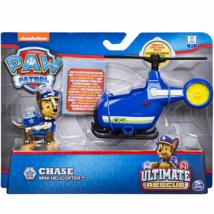 Mancs őrjárat: Chase mini helikoptere