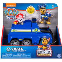 Spin Master Mancs Őrjárat: Ultimate Rescue Chase rendőr járgánya