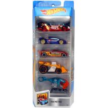 Hot Wheels: Metro 5 db-os kisautó szett 1/64