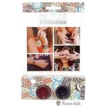 Glitza Fashion Csillámtetkó Kezdő szett - Mexikói motívumok
