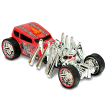 Hot Wheels: Monster action street ceeper  motorizált kisautó hanggal