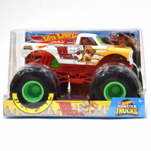 Hot Wheels: Pizza co.monster truck 1/24