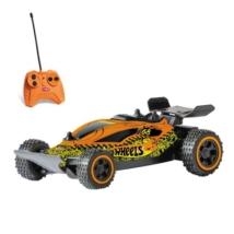 RC Hot Wheels Micro Buggy távirányítós autó 1/28
