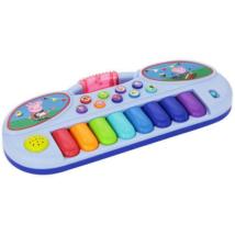 Peppa malac színes szintetizátor