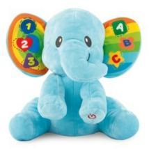 Tanulj velem elefánt - 24 cm