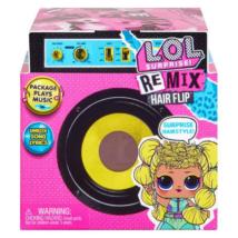 LOL Surprise remix hairflip meglepetés gyűjthető baba (LOL566960)