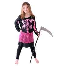 Csontváz jelmez - M