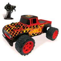 Hot Wheels: Speed truck távirányiítós autó 2,4 GHz