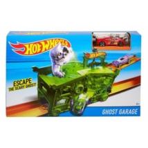 Hot Wheels: Szellem garázs pályaszett