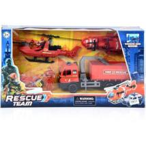 MK Toys: Tűzoltósági játékszett