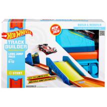 Hot Wheels track builder ugrató pálya