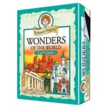 MindenTuDorka: A világ csodái - kártyás kvízjáték