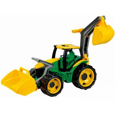 Lena traktor és markoló