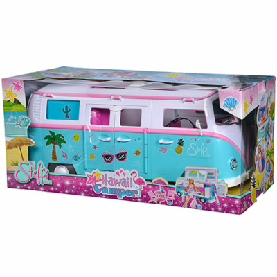 Steffi Love: Hawaii Camper lakobusz - Simba Toys