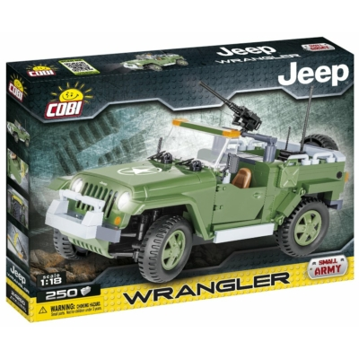 COBI 24260 - JEEP Wrangler katonai