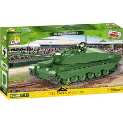 COBI 2614 - Small Army Challenger II tank