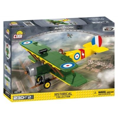 COBI 2977 - Great War Avro 504K