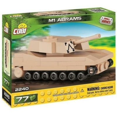 COBI 2240 - Small Army M1 Abrams Nano tank