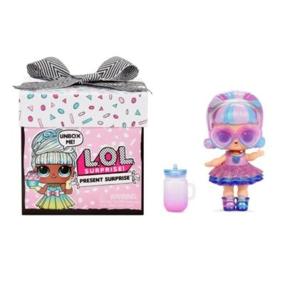 LOL Surprise - Present Surprise meglepetés gyűjthető baba 12 különböző