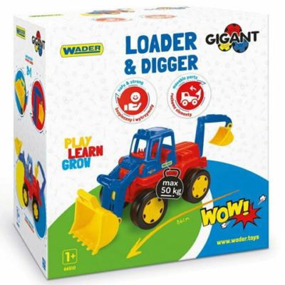 Loader & Digger óriás rakodógép 86 cm – Wader