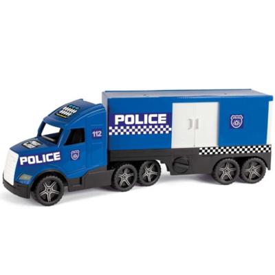 Magic Truck rendőrkamion 81cm - Wader