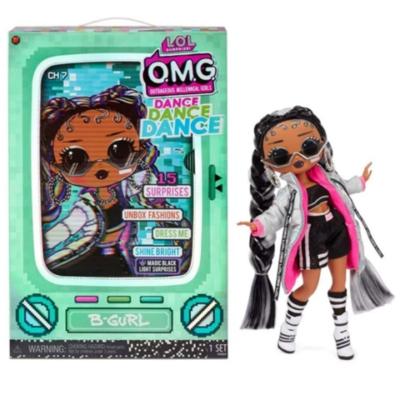 L.O.L. Surprise OMG Dance Doll táncos babák - B-Gurl